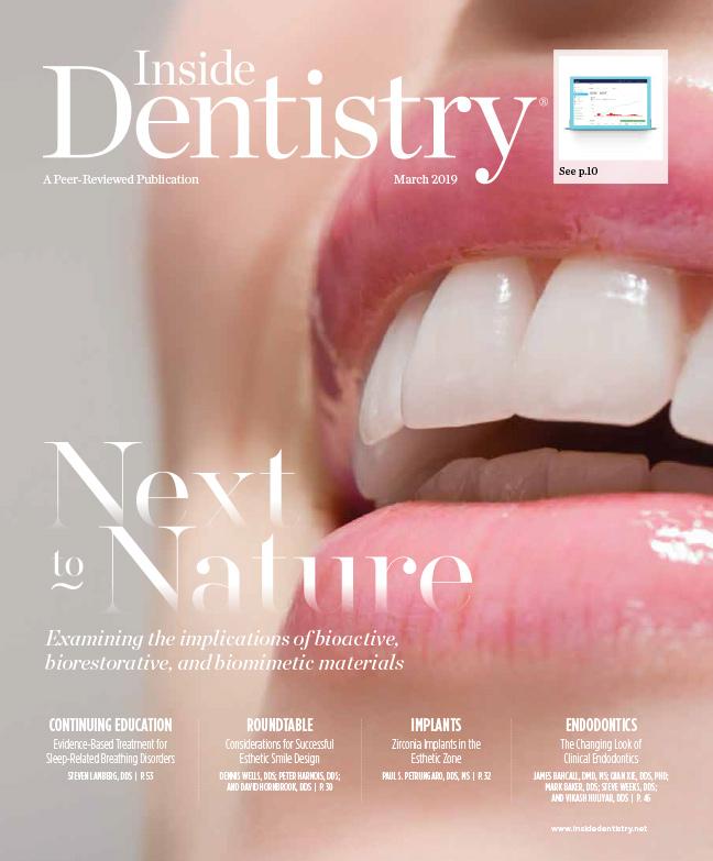 dentistry magazine